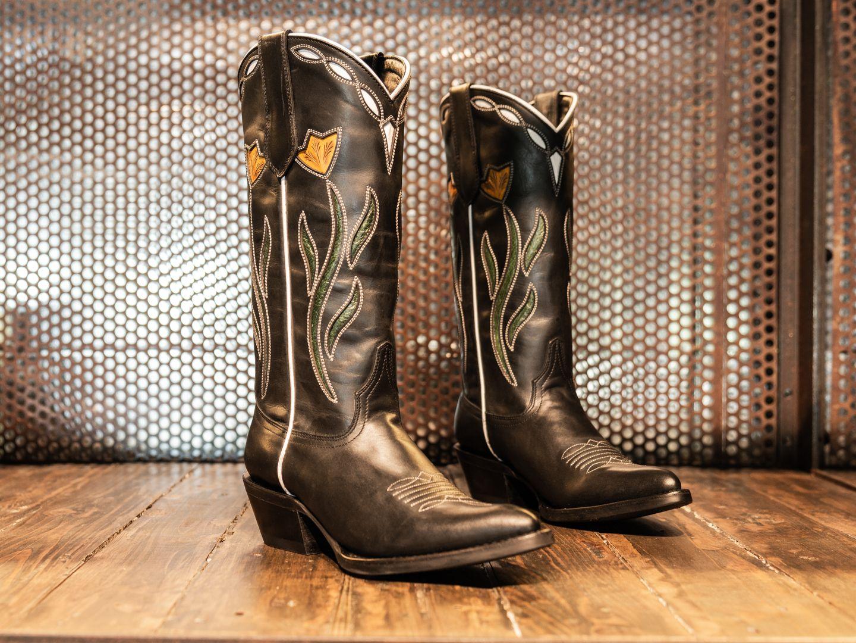 Ash Stivali texani in pelle modello paradise | Donnastore.it
