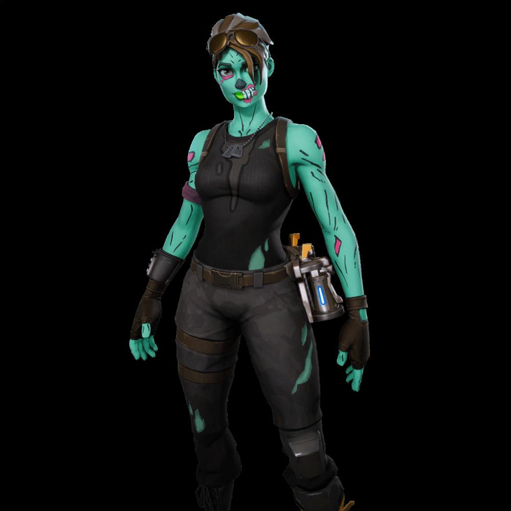 Ghoul Trooper Fortnite Outfit Skin Tracker Ghoul Trooper Ghoul Fortnite
