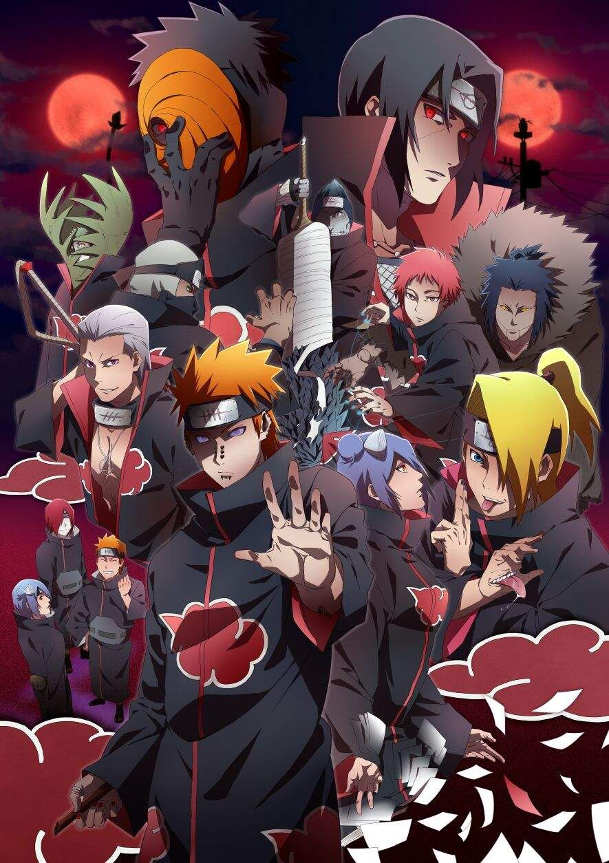 Naruto akatsuki naruto naruto anime naruto pain naruto - Naruto boards ...