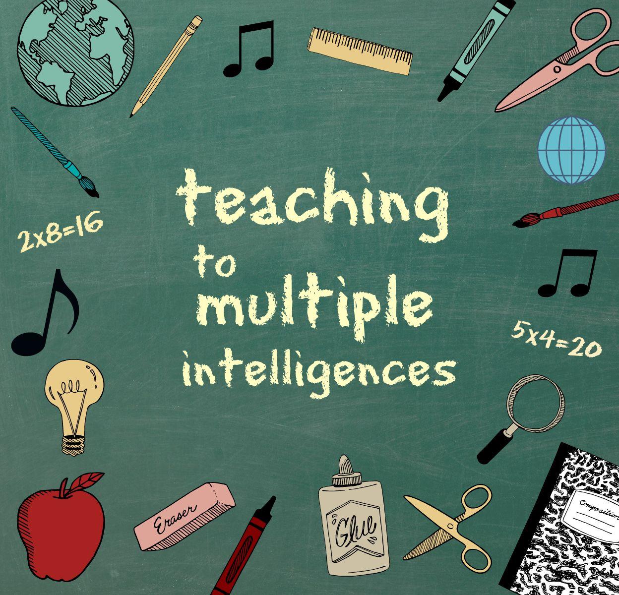 Blog Post Differentiating Instruction For Multiple Intelligences