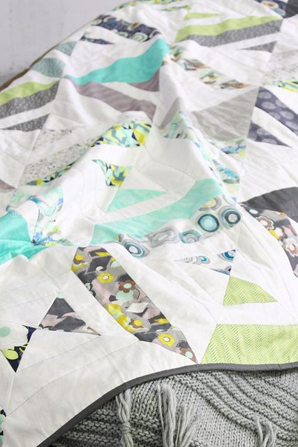 Urban Mod by Art Gallery Fabrics, via Flickr #ArtGalleryFabrics #WeAreFabrics #AGF #Sewing  #Quilting #Quilt  #SewingProjects #SewingInspiration #Fabric #Tutorial #seamstress #quiltpattern #patternmakers #modernquilt #handmade