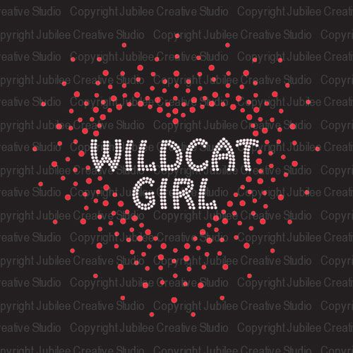 Wildcat Girl - $8.95