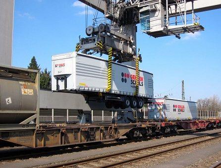 terminal intermodal rail - Recherche Google   Intermodal ...