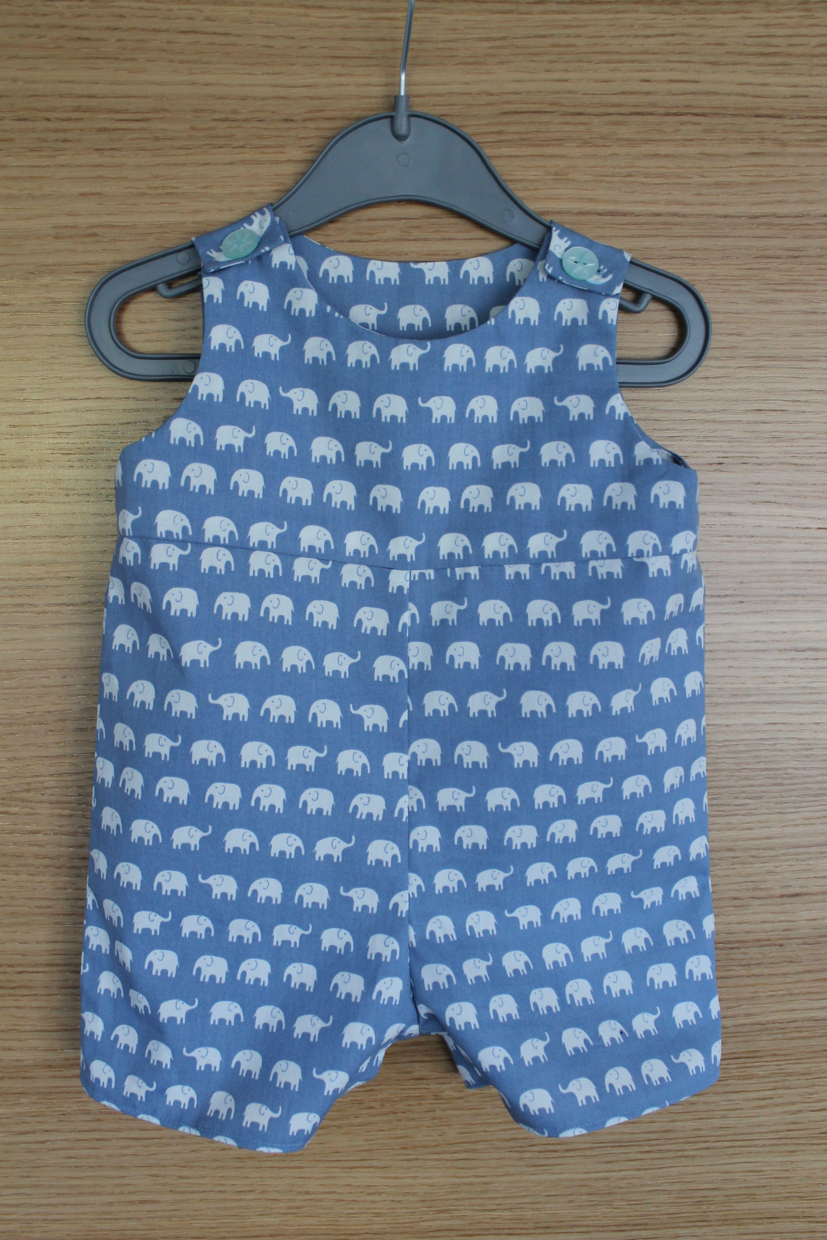 Baby Boy Romper for Kids Clothes Week! | Kinderkleidung und Nähen