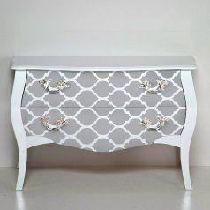 Furniture Stencils   Stencils For Furniture And Fabrics   Cutting Edge  Stencils
