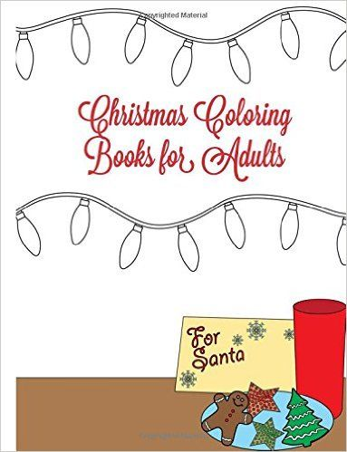 Christmas Coloring Books for Adults: Awesome Coloring Books: 9781515236801: Books - Amazon.ca