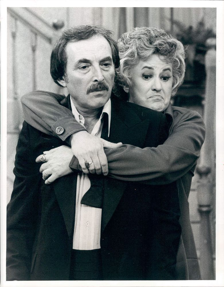 bea arthur and bill macy | Mau...