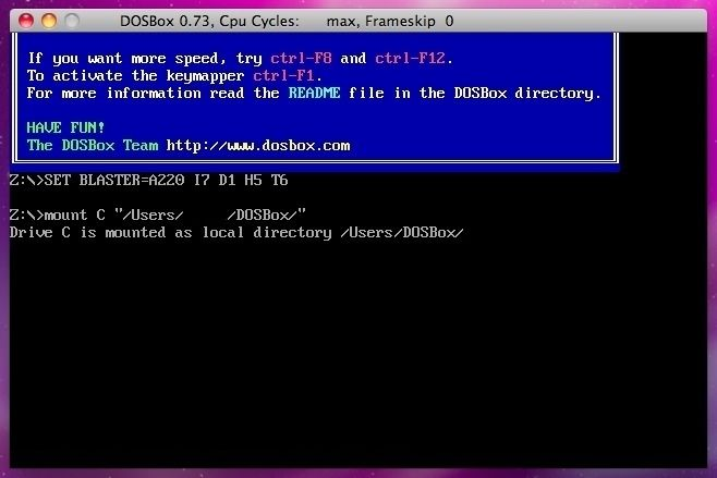 How To Make Dosbox Full Screen