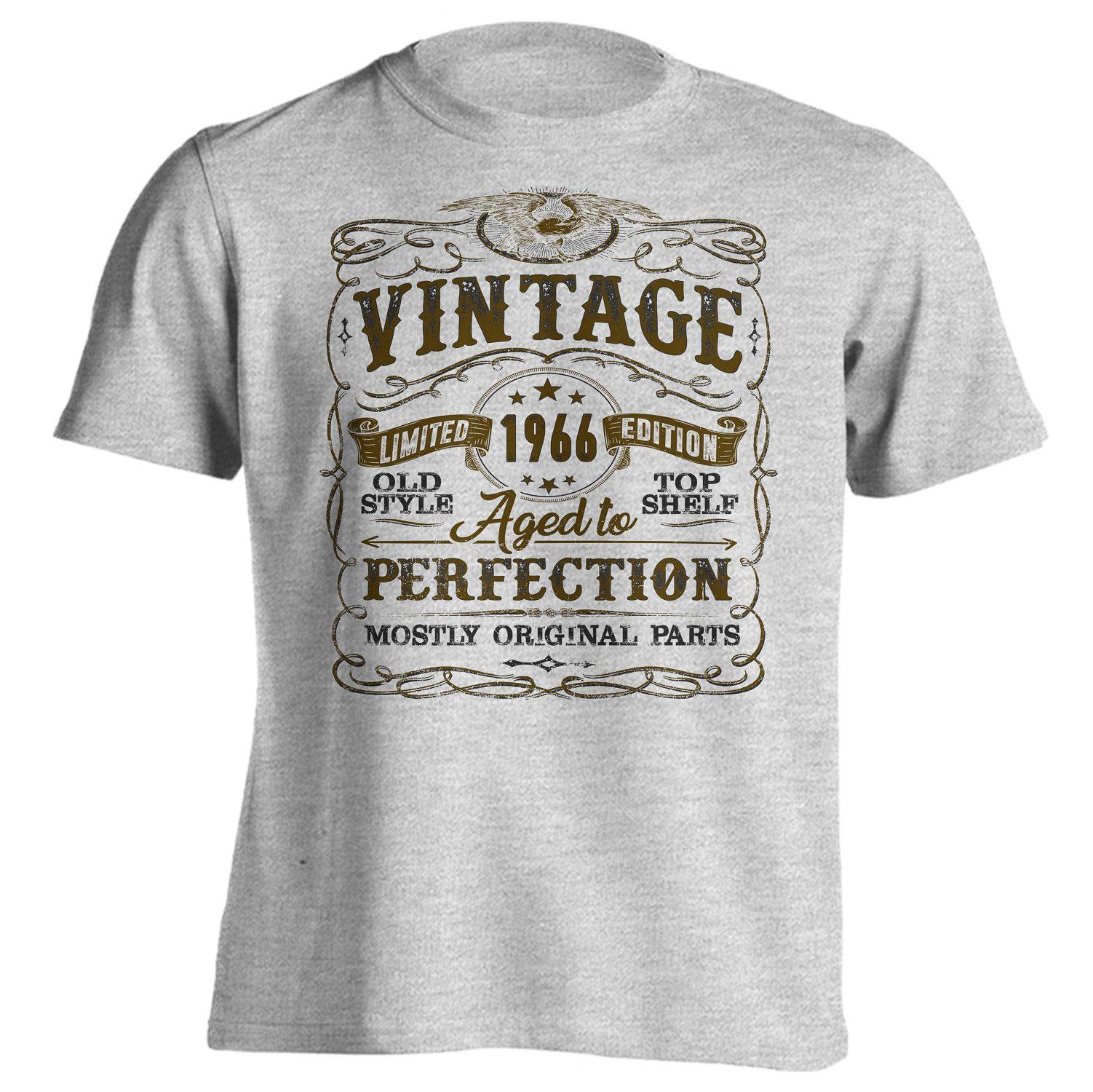 St birthday shirt vintage mostly original parts birthday