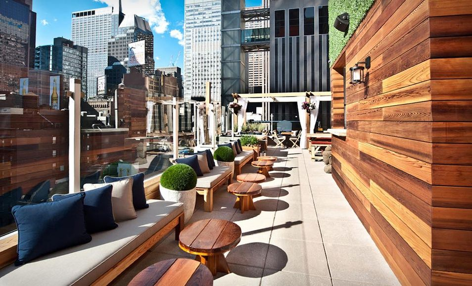 Groupon Stay At Sanctuary Hotel New York In City Deal Price