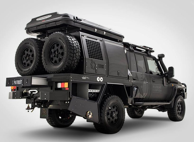 @designboom : this utility vehicle is 'anything but standard' packing more handy survival features than a swiss-army knife https://t.co/lavpekbkJ9
