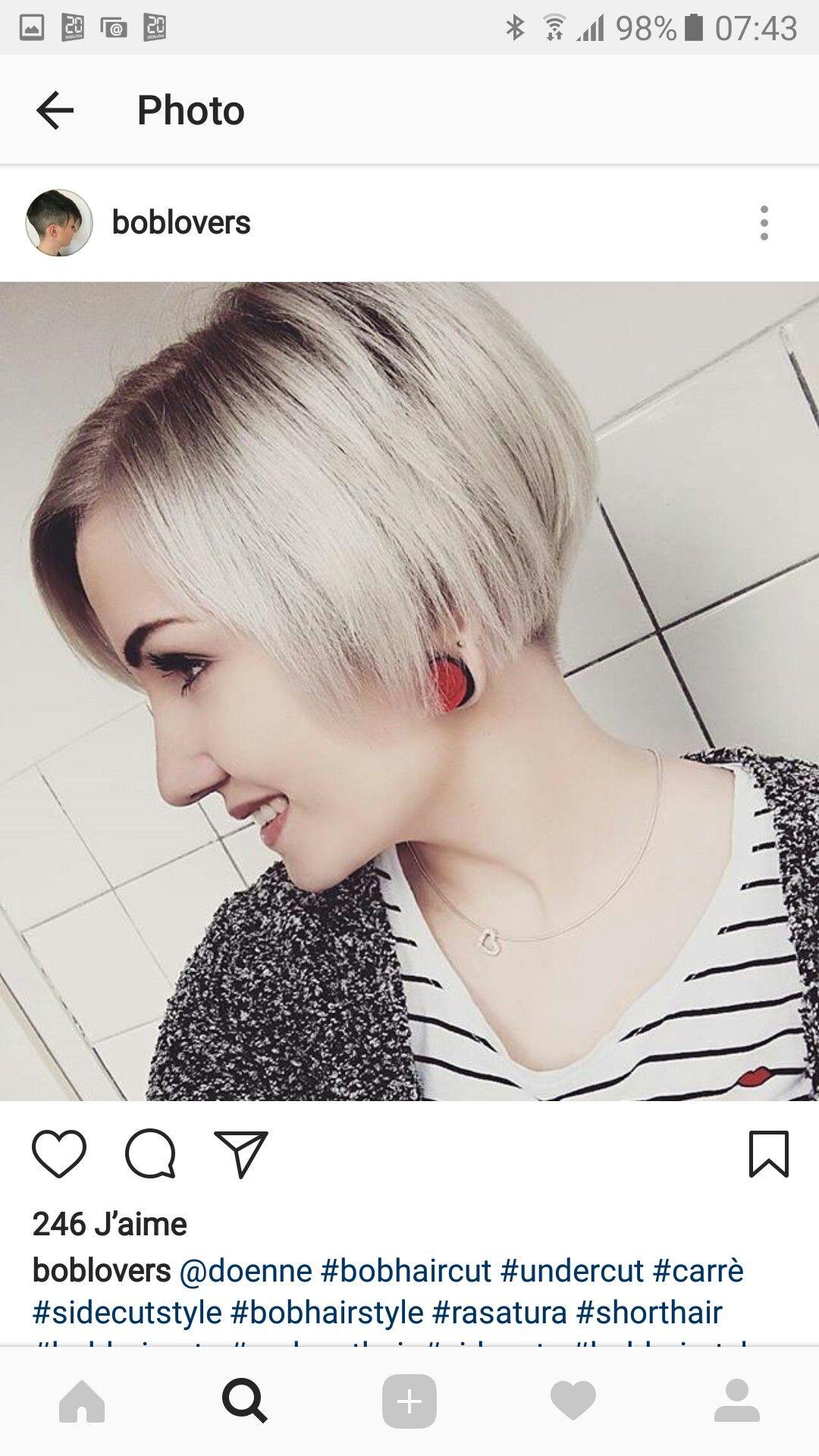 Pin by nathalie sarrasin on coiffure pinterest