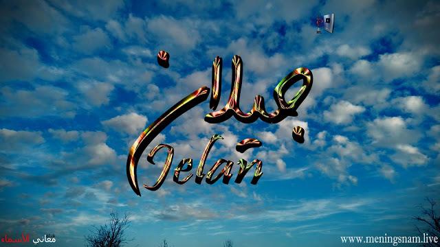 معنى اسم جيلان وصفات حامل هذا الاسم Jelan Neon Signs Neon Art