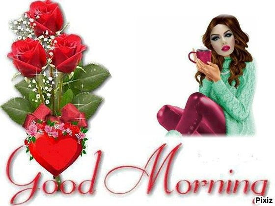 Photo Montage S Result Good Morning Love Square 1 Pixiz With