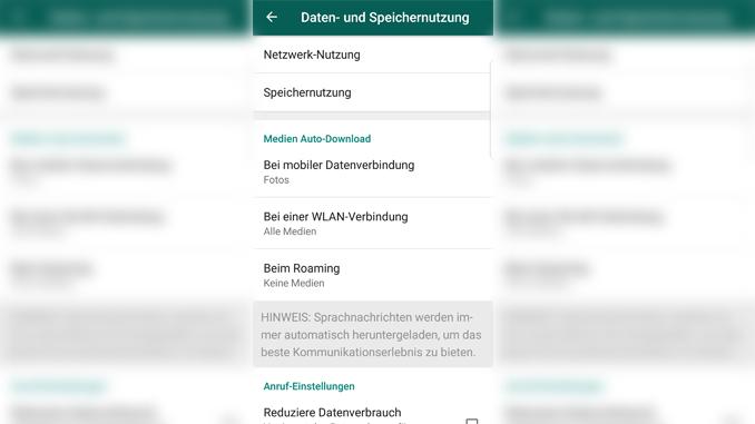 Whatsapp Fotos Nicht Automatisch Speichern Und Speicherplatz Sparen Budget Planer Sparen Tipps