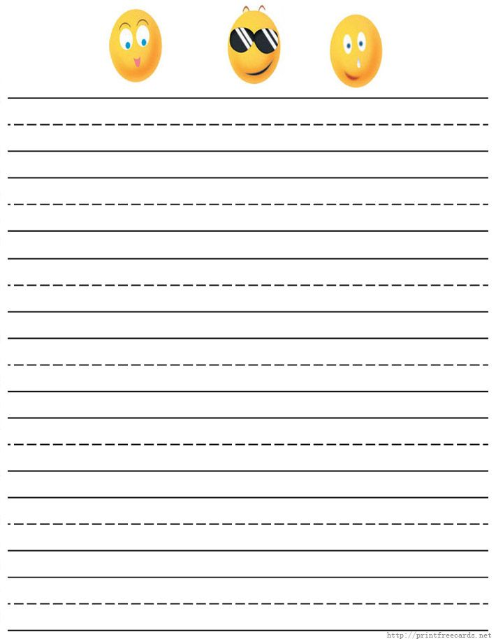 Printable Lined Writing Paper For Kids Bresaniel Consulting Ltd - new malayalam letter format for students