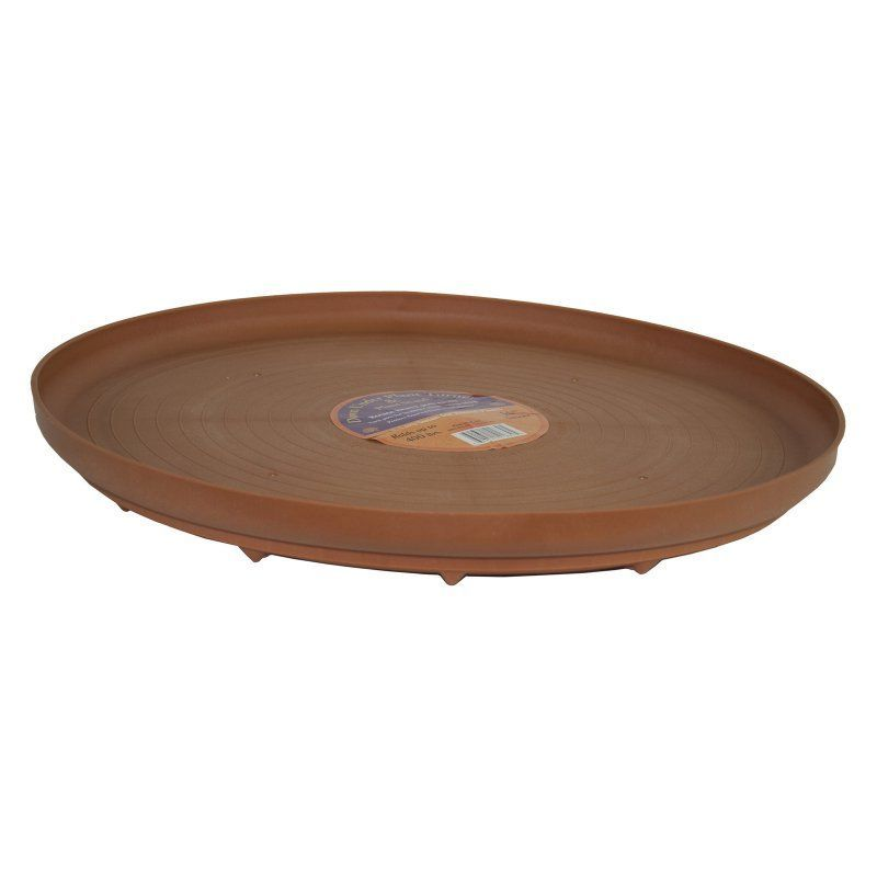 Plant Stand 16 in. Terra Cotta Down Under Plant Turner - 1432-0139