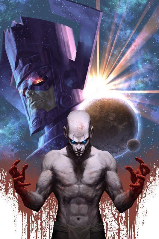 Hiro-Kala & Galactus