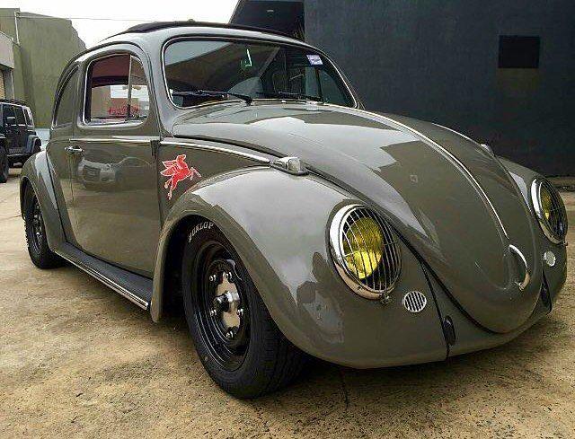 Built by @crzbug64 in Australia and running a turbo Subi motor. I like it. A lot. #vintage_volks #vintage_vdubb #oldschool_vws #airmighty #aircooled #aircooledvw #aircooledlife #aircooled_world #aircooled_society #vw #volks #vwbug #outlaw #hayburner #hotvws #ultravw #vosvos #volksworld #volkswagen #volkswagon #supervw #letsplayvw #gasolineacademy