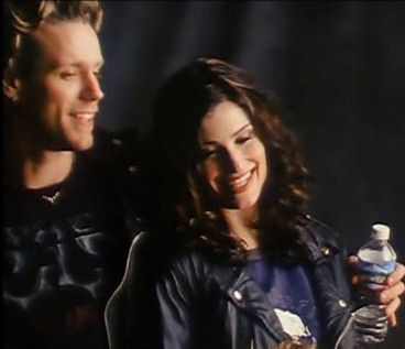 On The Set Of The Rent Movie With Adam Pascal Rent Movies Rent Musical Musical Movies