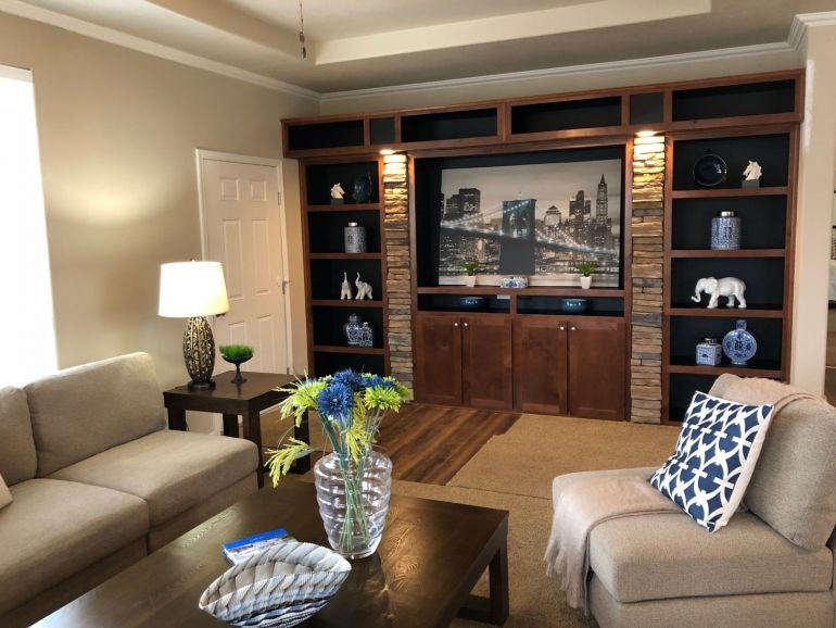 Golden West Homes >> Goldenwest Spruce Mobile Home Living Home Home Living Room