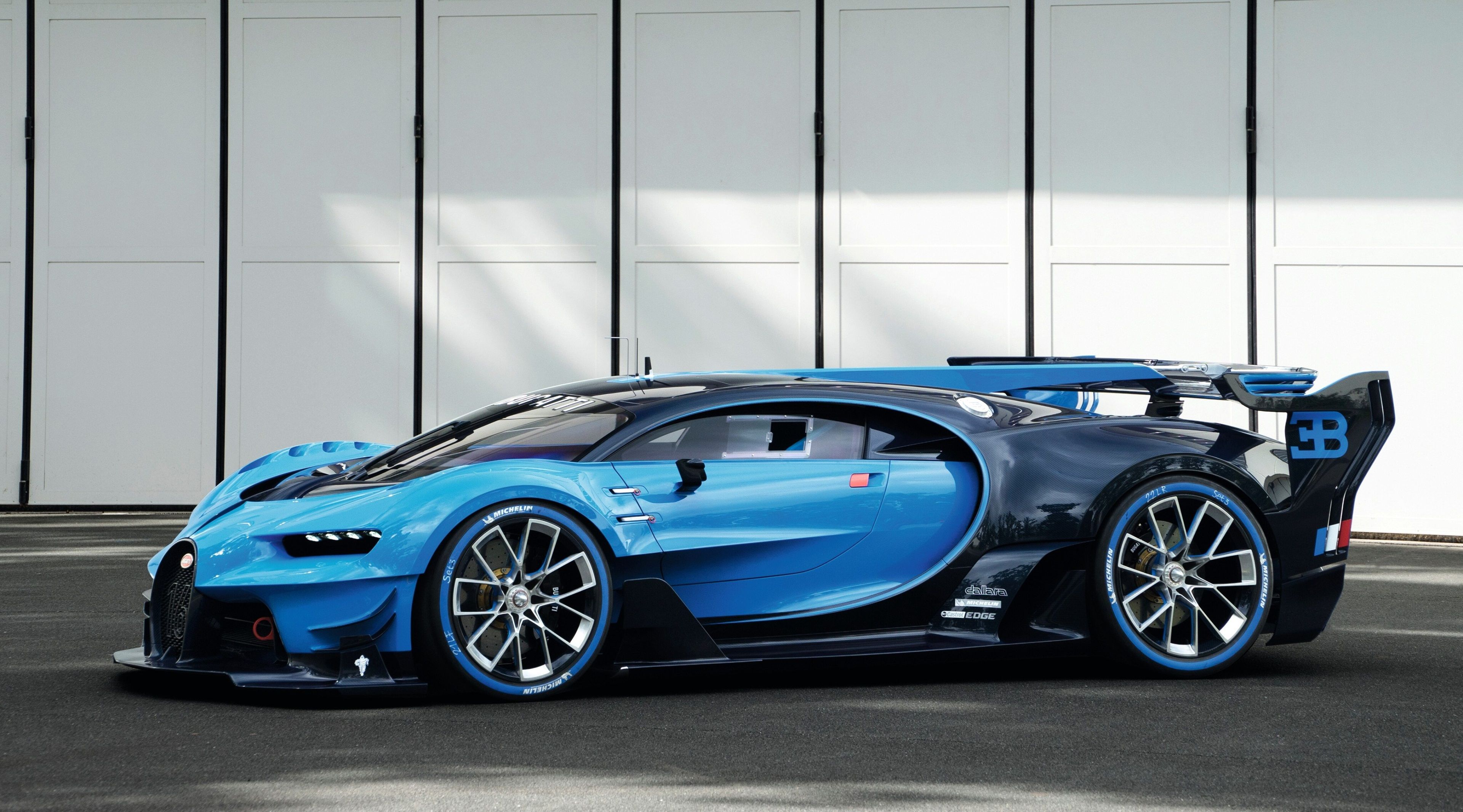 3840x2132 Bugatti Vision Gran Turismo 4k Hd Wallpaper High