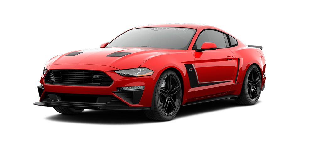 Roush JackHammer Mustang Pounds Out 710 HP Ford mustang