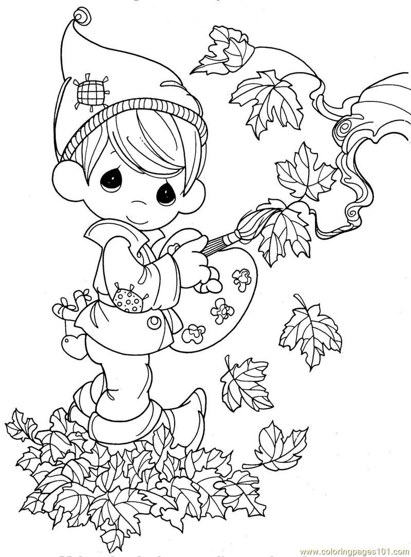 coloring fall pictures buscar con google