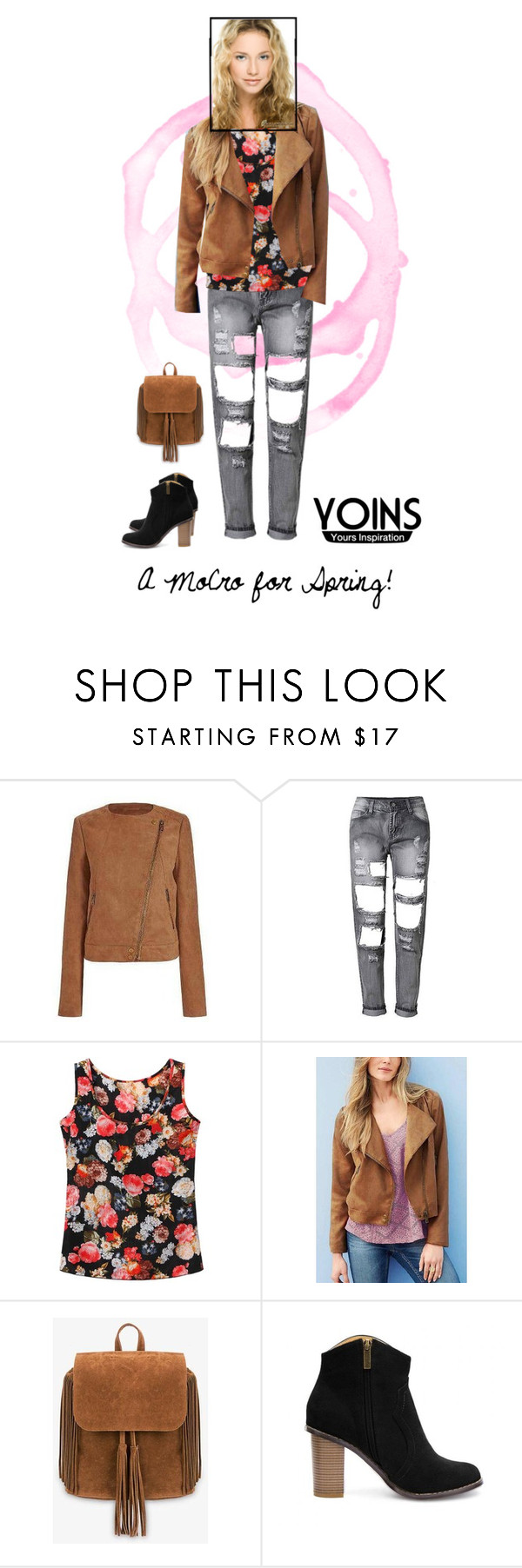 A MoCro Jacket For Spring By Fernshadow Liked On Polyvore