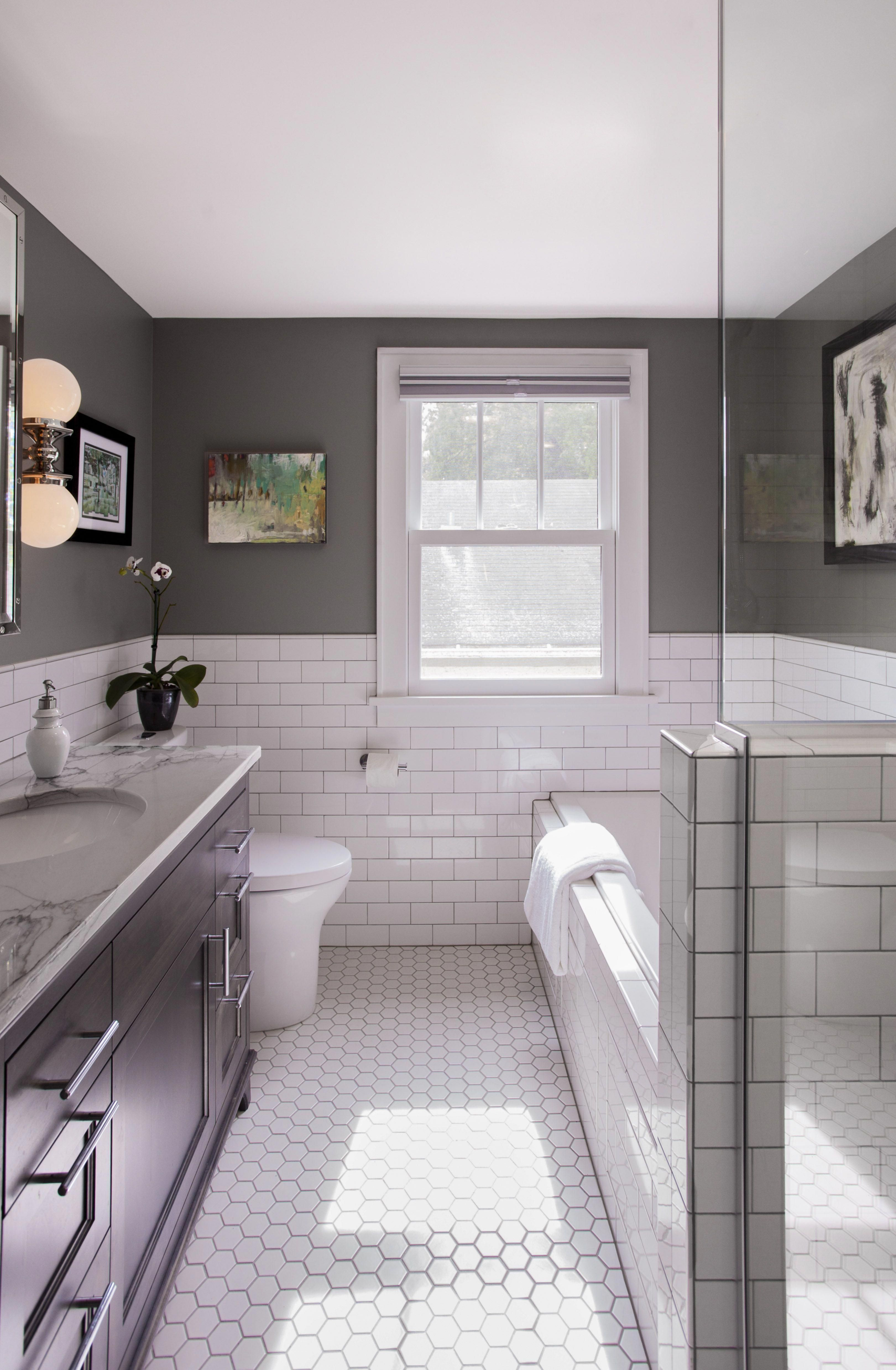 If You Re Just Repainting One Space Of Your House You Can Pull Out Of Hiring Expert Painters To Minimi Stylish Bathroom Bathroom Layout Modern Bathroom Design