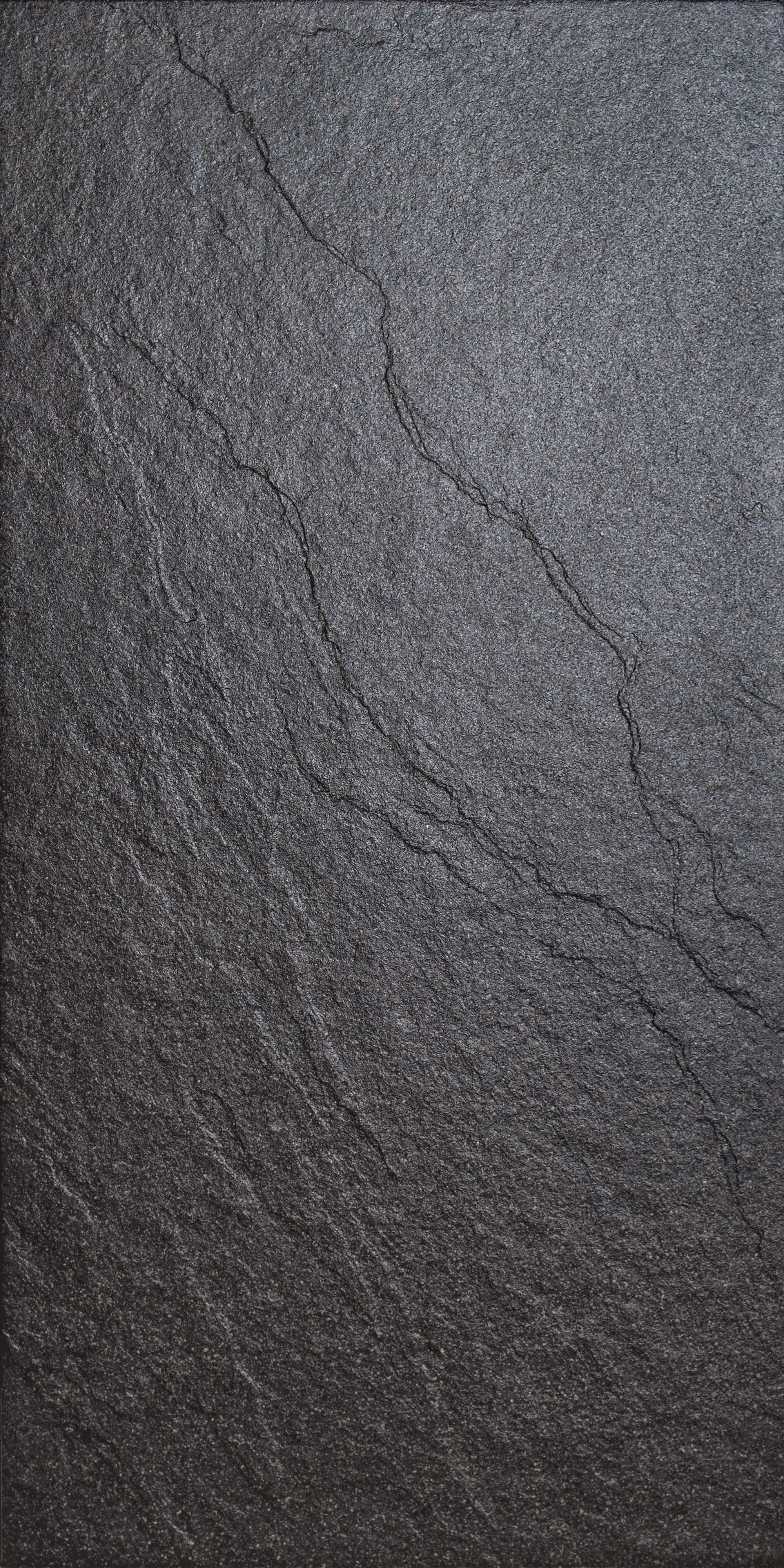 Magma black stone effect plain porcelain wall floor tile pack magma black stone effect plain porcelain wall floor tile pack of 6 doublecrazyfo Image collections