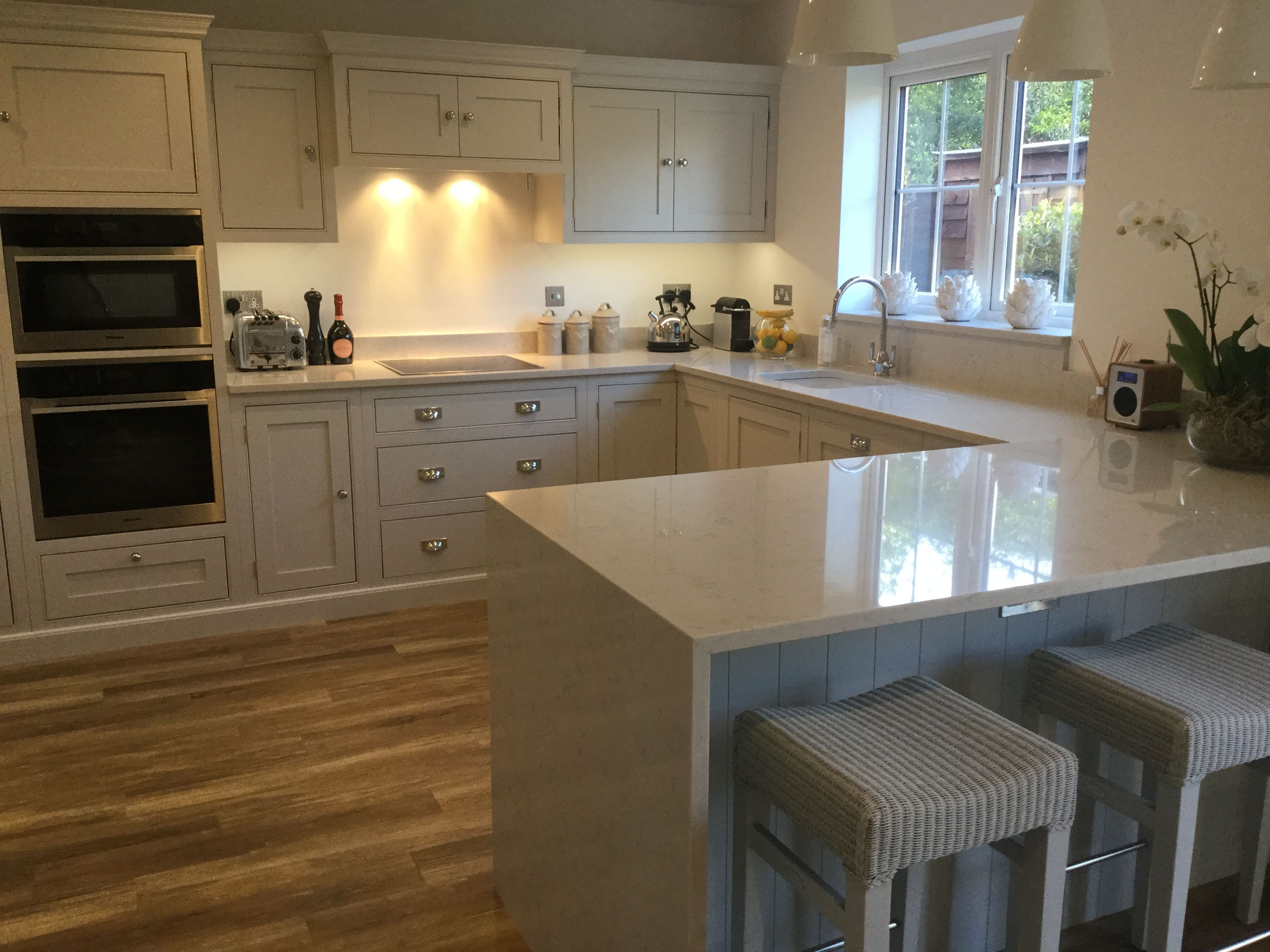 A lovely example of our handmade kitchens #handmade #kitchens ...