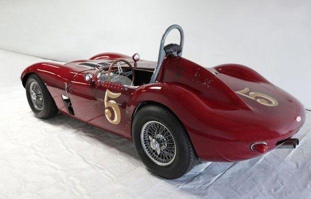 1958 Jaguar Blackjack Special
