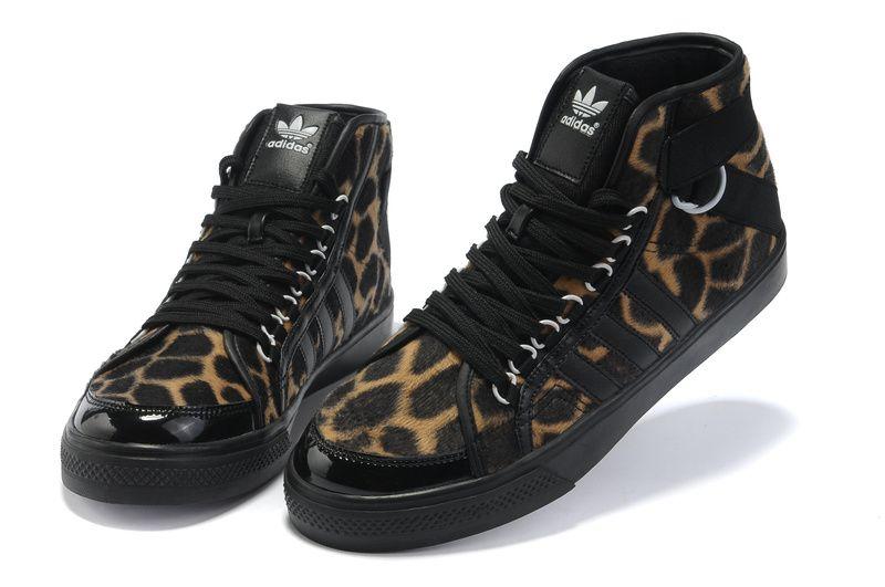 Adidas giraffe print adidas superstar ii boots shoes
