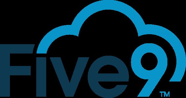 Five9 Logo Virtual Call Center Digital Enterprise Logos