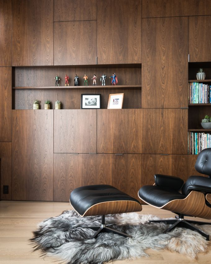 Fitty Wun Lounge Chairs Living Room Eames Lounge Chair Replica