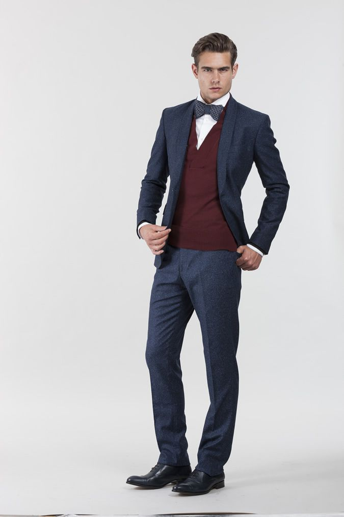 PERFECT. NCE. LOVE IT | SuitWear | Pinterest | Men business casual