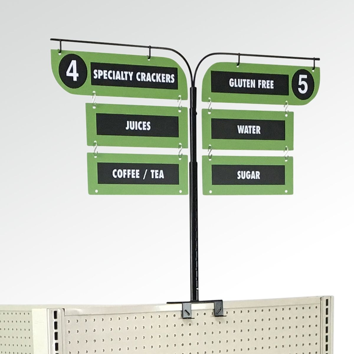 End Of Aisle Signs