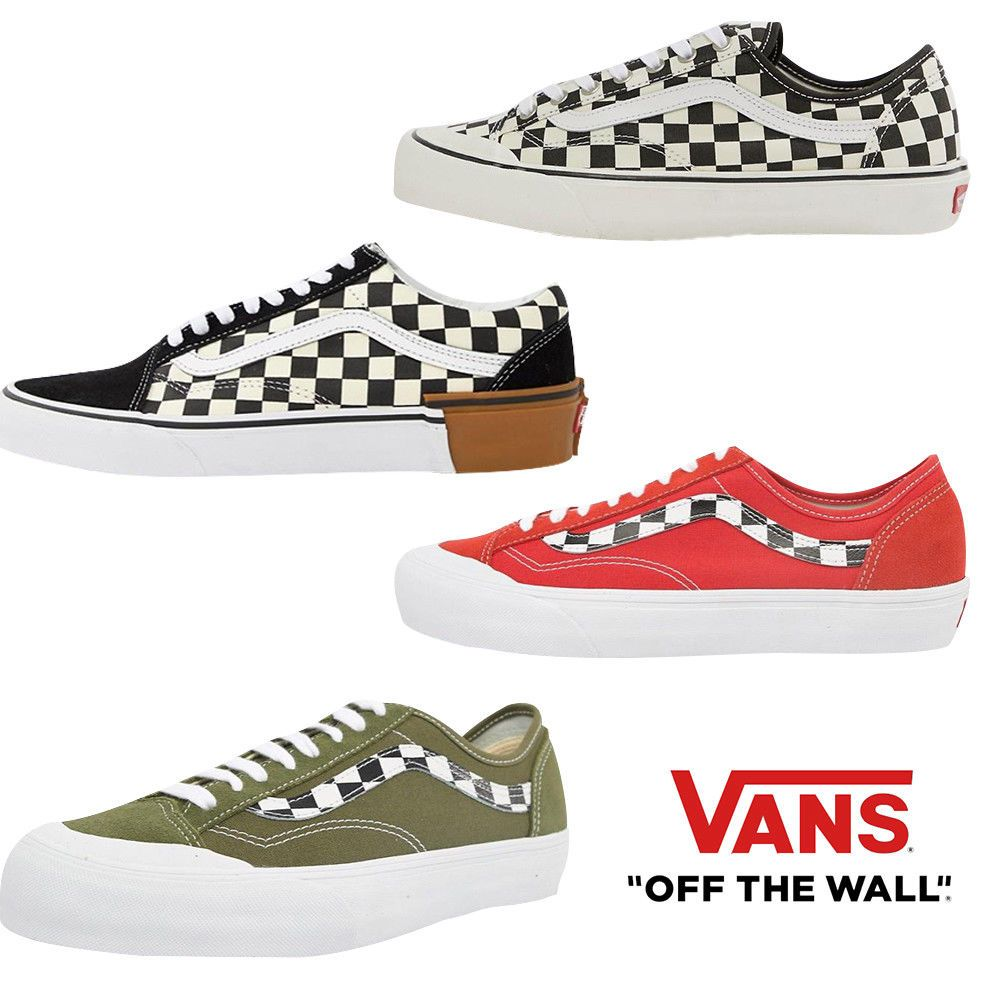 44d397aaa8b9 Vans Style 36 Sneakers Skate Shoes Old Skool Classic Canvas Shoes ...