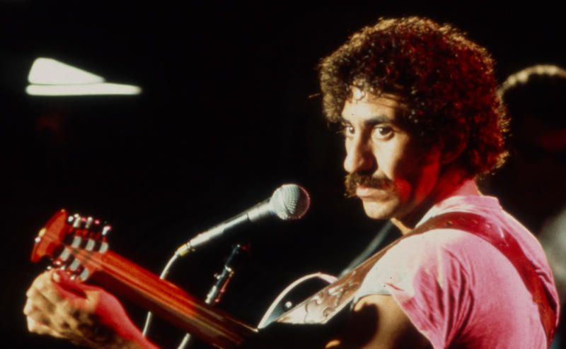 Jim Croce Performing Live On 'In Concert' In 1973. (Photo By ABC Via Getty Images) Musical