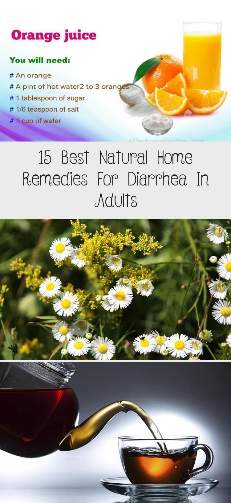 15 Best Natural Home Remedies für Durchfall bei Erwachsenen – Nail Desing