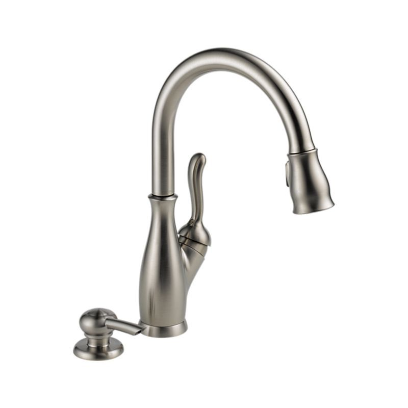 19978-SSSD-DST Leland Kitchen Single Handle Pull Down Faucet ...
