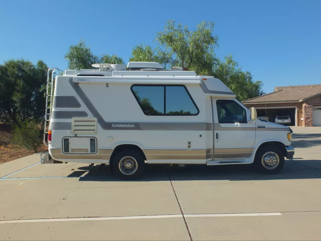 This is the urban assault vehicle from stripes i would love to build the replica of this gmc motor coach pinterest gmc motorhome motorhome and