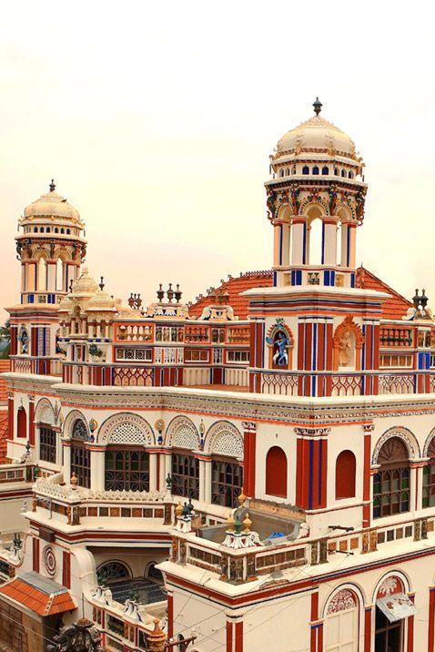 Chidambra Villas | Architecture | Pinterest | India, Villas and Temple