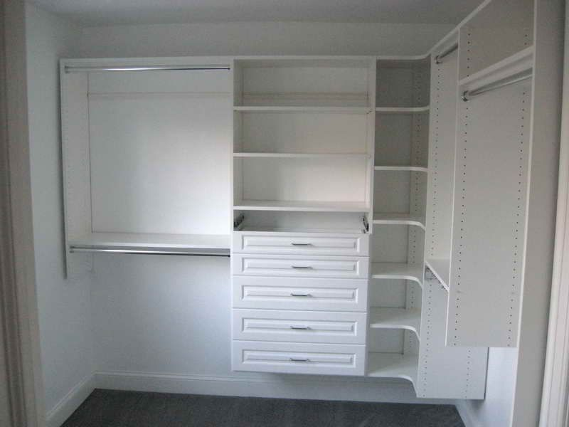 Furniture, Walk in Closet Organizer: Closet Systems Ikea Design ...