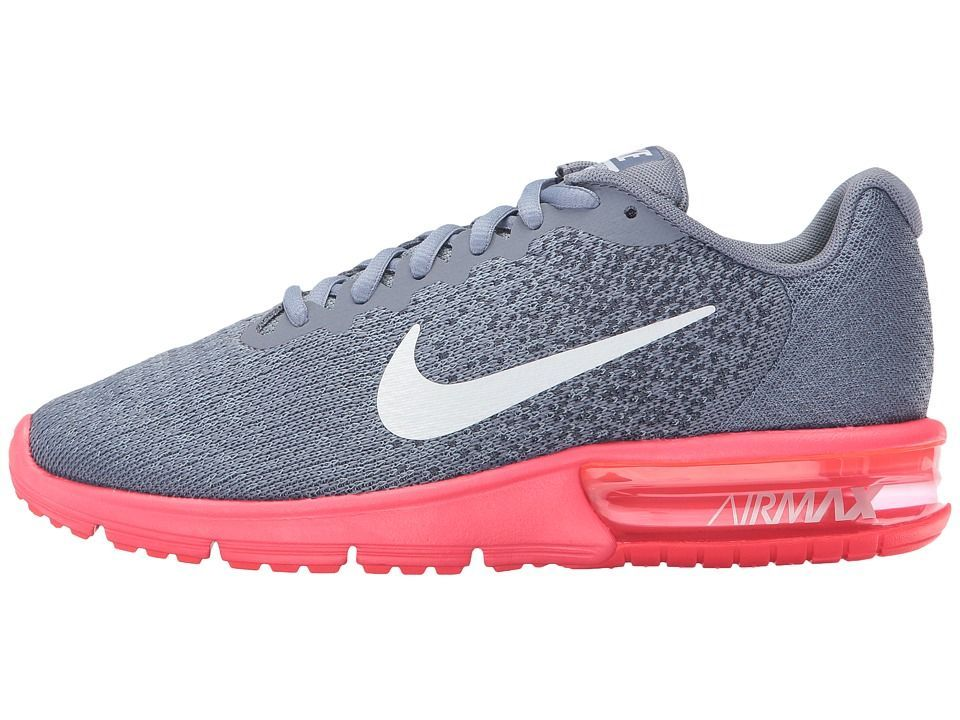 Nike Air Max Sequent 2 Women's Running Shoes Dark Sky Blue