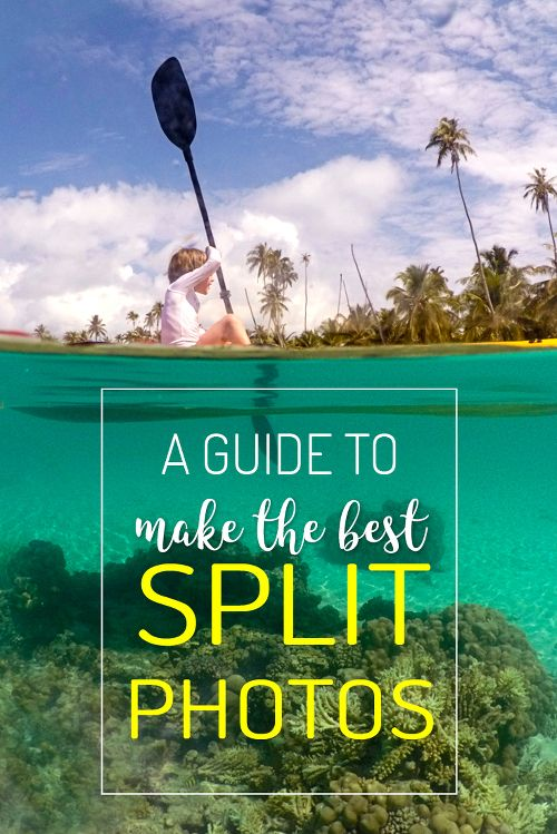 Click here to read the guide to make the best split photos!