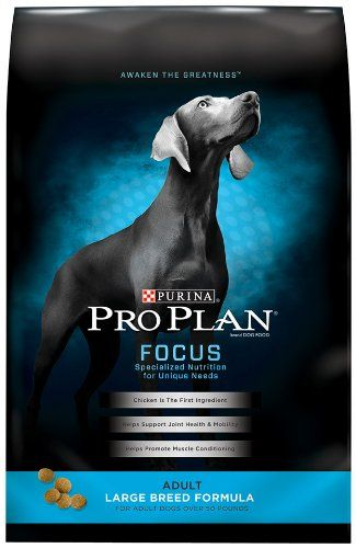 Purina Pro Plan Dry Adult Dog Food Large Breed Formula 34 Pound Bag Listing Price 55 99 Now 41 99 Large Breed Puppy Food Dog Food Recipes Puppy Food