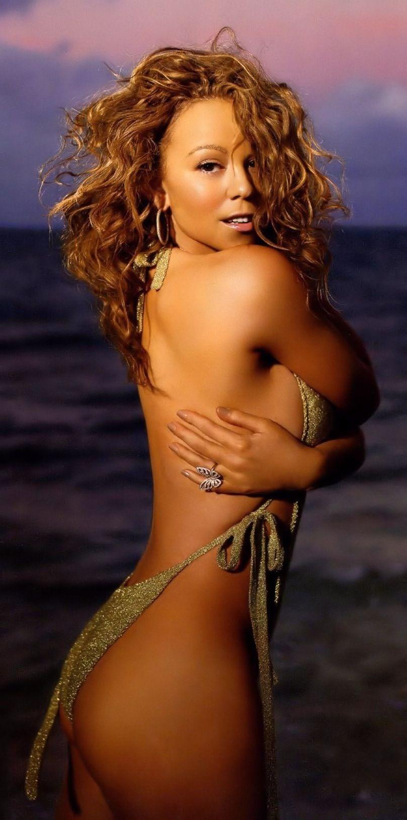 Mariah carey sexy pon lick