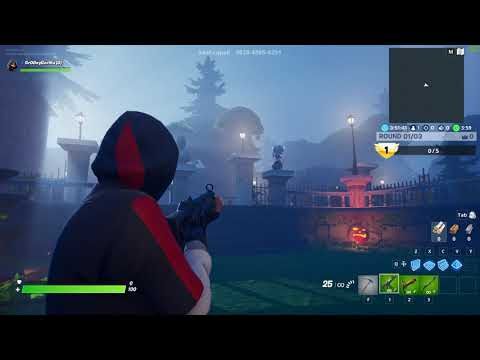 MANSION OF POWER By AxelCapek Fortnite Creative Mode